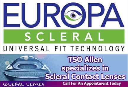 Scleral Contact Lenses in Allen, TX